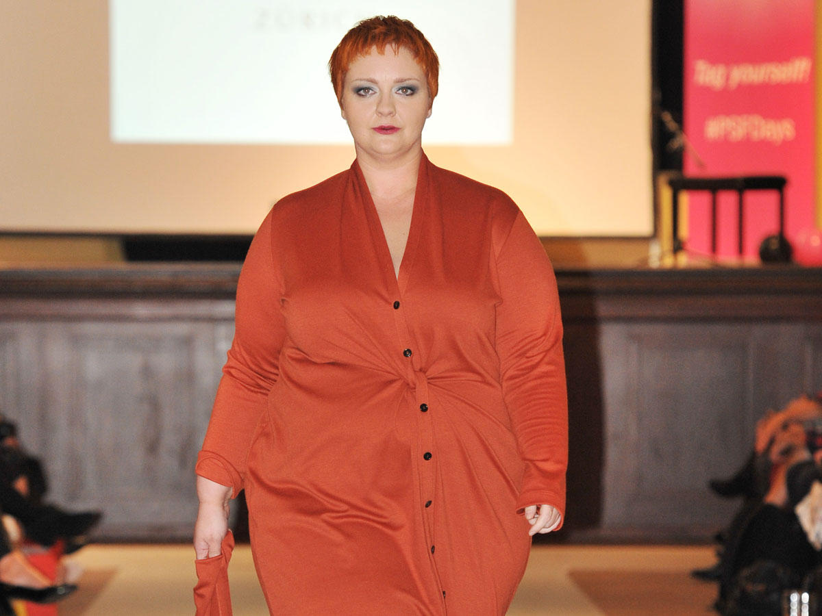 Christin Thomsen ist Deutschlands erfolgreichstes Plus-Size-Model