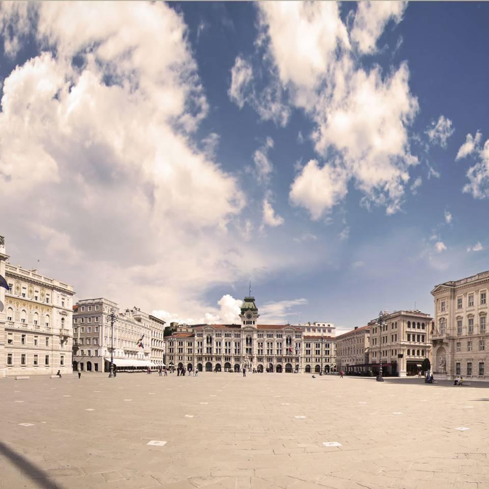 November-Blues? Schnell nach Italien - in Triest scheint die Sonne!