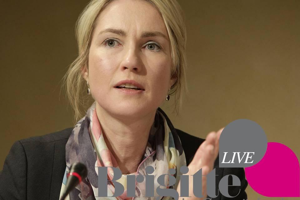 """BRIGITTE LIVE mit Manuela Schwesig: """"Gleichberechtigung schaffen wir nur mit den Männern"""""""