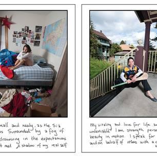Fotoprojekt: Manisch-depressiv: Eine Krankheit, zwei Gesichter