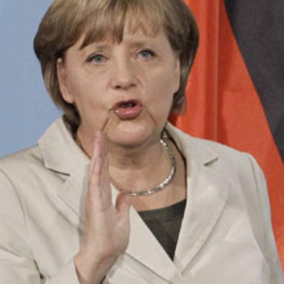 Angela Merkel hat entschieden gehandelt - und Norbert Röttgen rausgeworfen