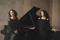 Katia Labèque (62) und ihre Schwester Marielle (60) treten mit den bedeutendsten Orchestern und Dirigenten der Welt auf.