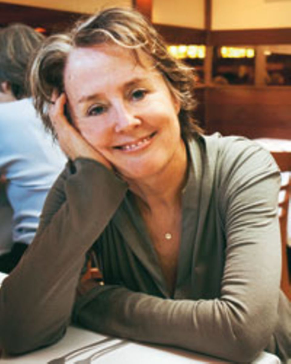 Trendsetterin Alice Waters...