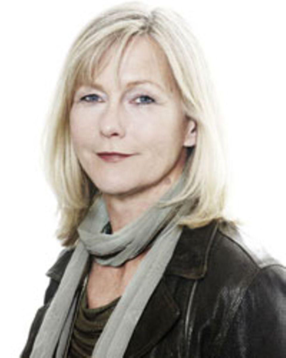 BRIGITTE-Redakteurin Silke Baumgarten