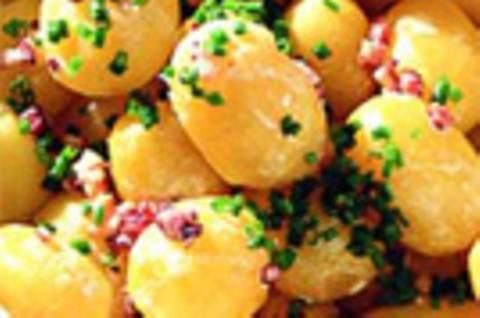 Frühkartoffeln: Lea Linsters Lieblinge