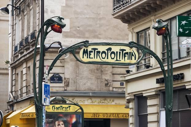 Wochenende in Paris: Die Metro bringt euch überall hin!