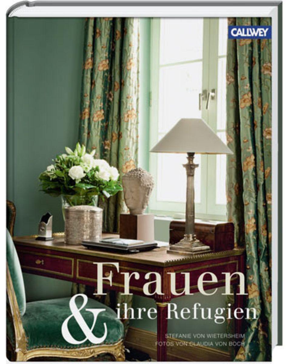 """Das Buch: """"Frauen und ihre Refugien"""""""