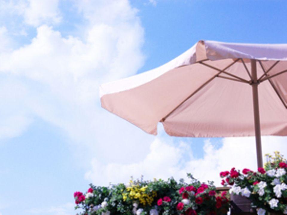 Balkonien: Traumurlaub auf 4 Quadratmetern