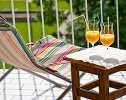 Urlaub zu Hause: Balkonien: Traumurlaub auf 4 Quadratmetern