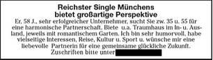 """""""Suche normalen Mann, keinen Bret Pit"""": Die lustigsten Kontaktanzeigen"""