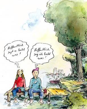 Die Schonsten Cartoons Von Peter Gaymann Brigitte De