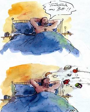 Die schönsten Cartoons von Peter Gaymann