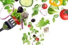 Nitrat und Vitamine in Salat - die Facts