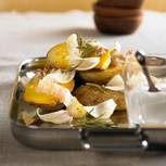 Gerichte mit Kartoffeln