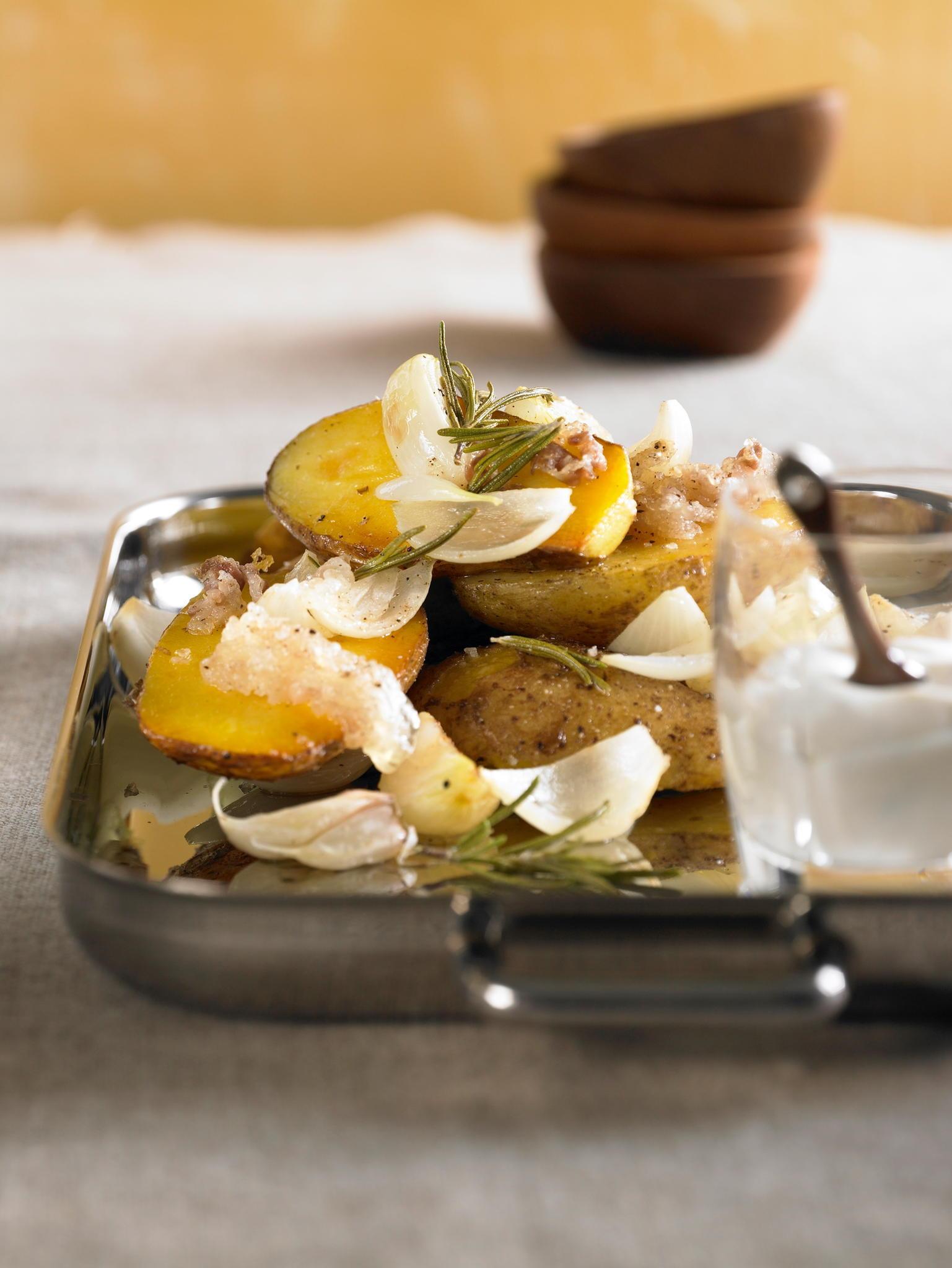 Tolle Gerichte mit Kartoffeln