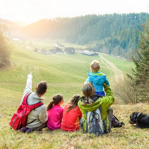 Südtirol: Ferien im Funkloch