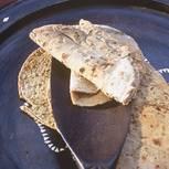 Fladenbrote mit Koriander selber machen