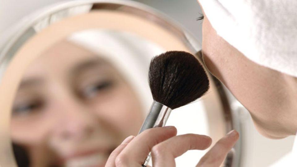 Make-up-Tipps für reife Haut