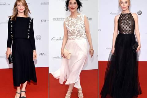 Deutscher Filmpreis 2015 - die schönsten Looks
