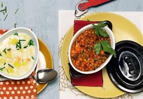 Fertigsuppen - was steckt an Kalorien und Nährstoffen drin?