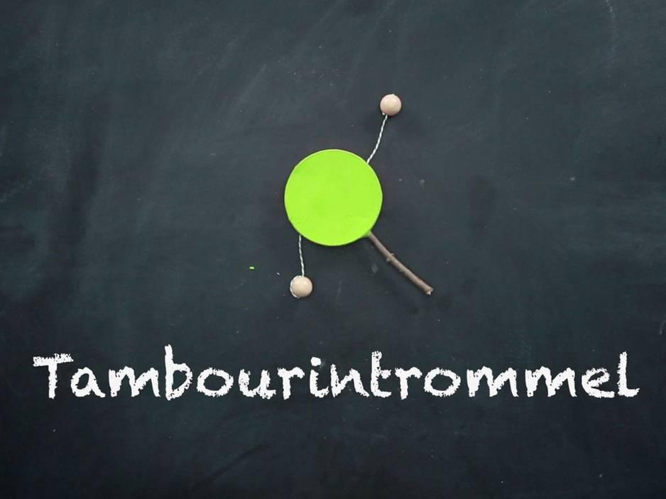 1000 Sachen selber machen: Ein Tamburin basteln: Die Blitz-Anleitung