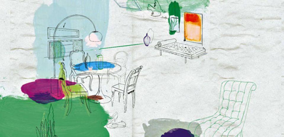 Möbelrücken: Neuer Schwung für Ihre Wohnung