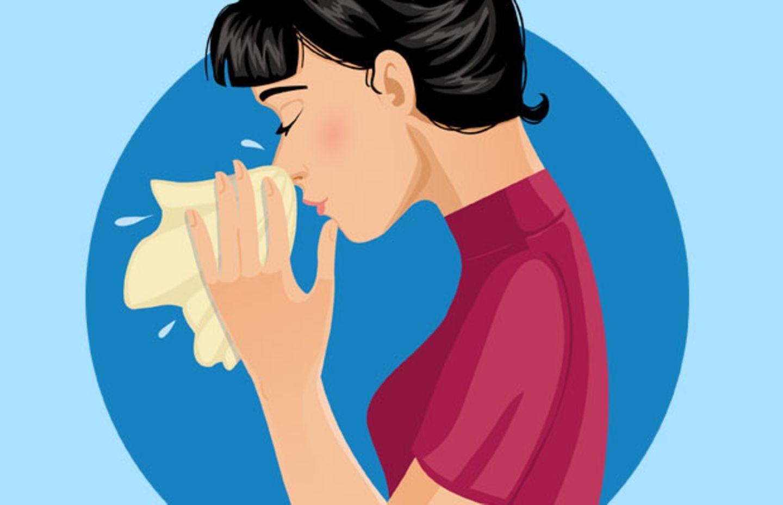 5 Fehler, die jeder bei einer Erkältung macht