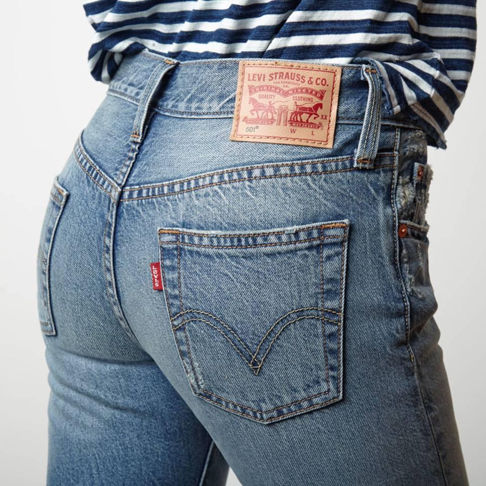 Jeans-Klassiker neu aufgelegt - die Levi's 501 CT