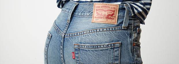 new arrival 2e317 4eed3 Levis Jeans Damen 501