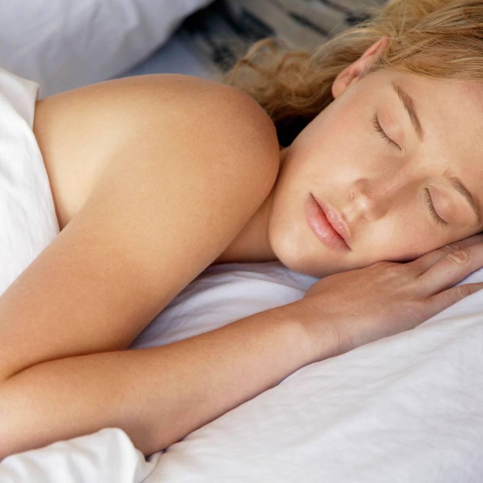 Nie wieder müde aussehen dank Spezial-Nachtpflege...?