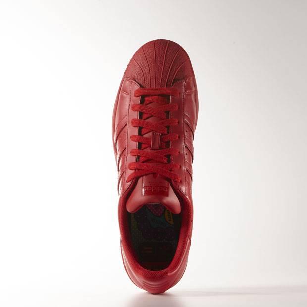 """Sneakers: """"Adidas Superstar Supercolor"""" - alle Farben des Regenbogens"""