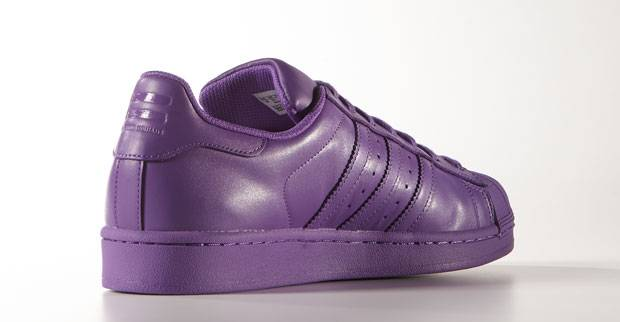 Adidas Superstars In Allen Farben