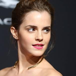 Emma Watson, die Frau der Stunde