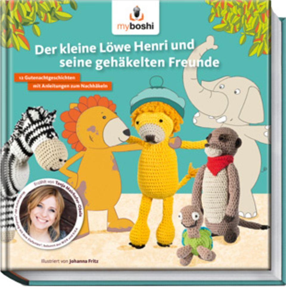 Teddybär häkeln: Anleitung für einen süßen Gefährten