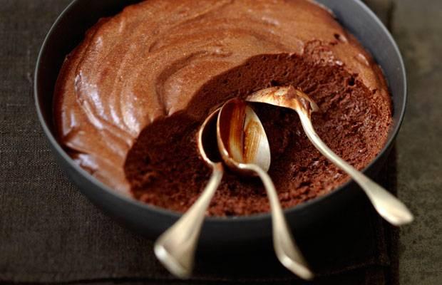 dessert die schnellste schokoladenmousse der welt. Black Bedroom Furniture Sets. Home Design Ideas