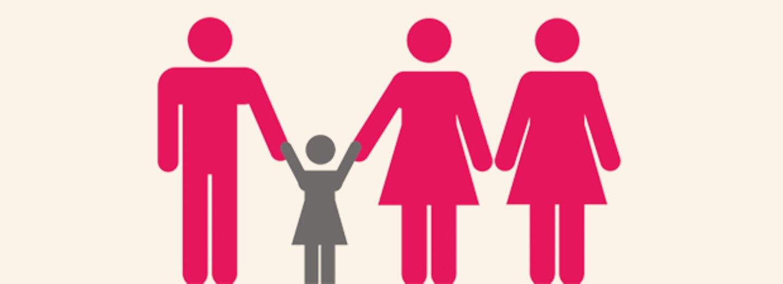 Ein Kind, drei Erzeuger: Von jedem nur das Beste