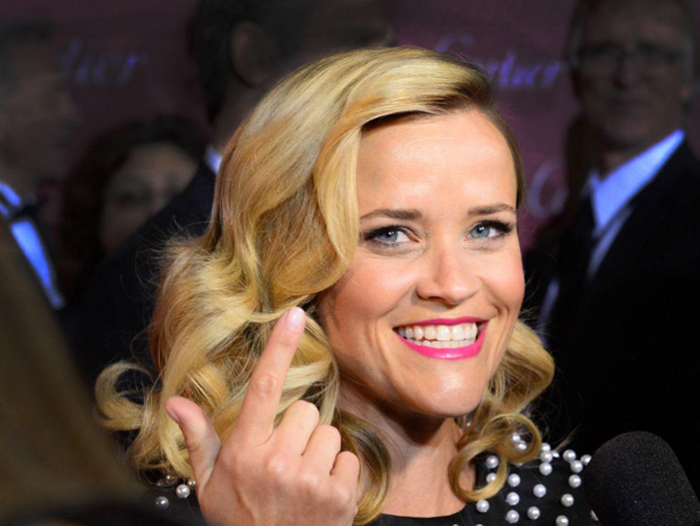 """Reese Witherspoon: """"Frauen haben mehr verdient"""""""