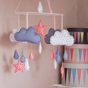 Kinderzimmer deko nähen  DIY-Ideen: Eine Babybettrolle selber nähen | BRIGITTE.de