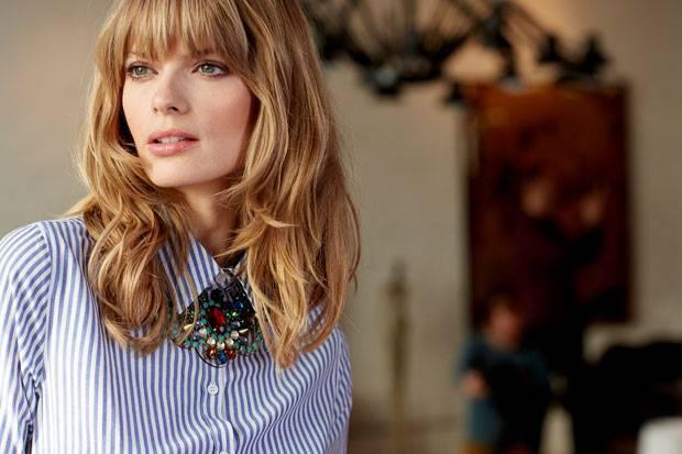 Interview: Topmodel Julia Stegner verrät uns ihre Lieblingstrends