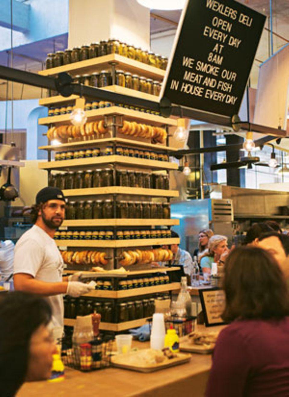 Bio oder billig? Der Grand Central Market bietet so ziemlich alles.