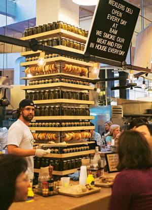 Los Angeles: Bio oder billig? Der Grand Central Market bietet so ziemlich alles.