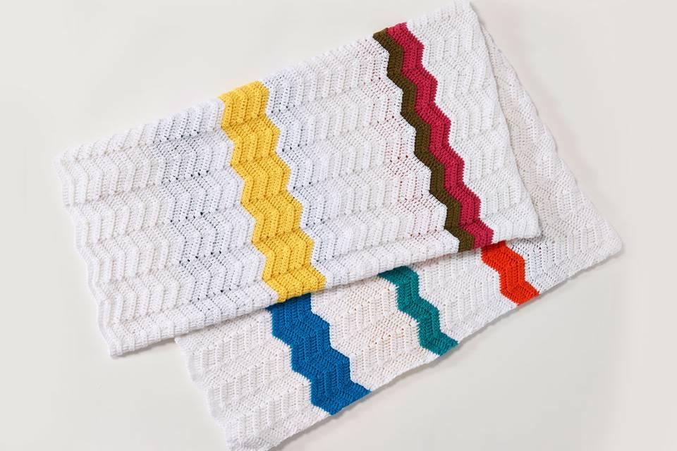 Decke häkeln - eine Anleitung