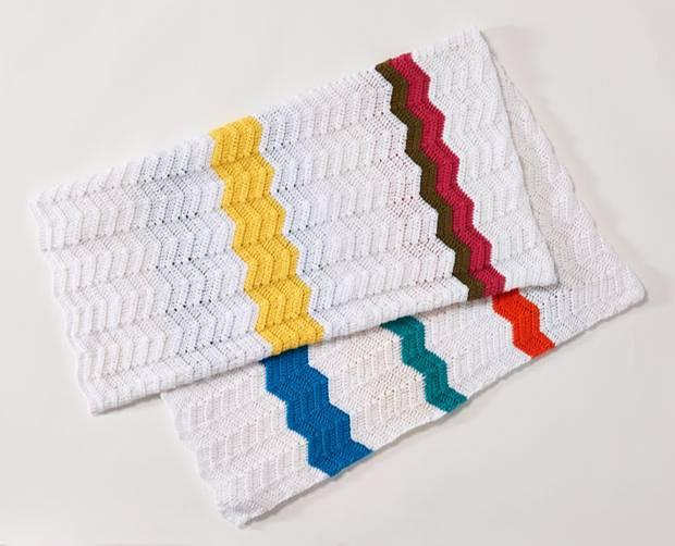 Häkelmuster: Decke häkeln - eine Anleitung | BRIGITTE.de