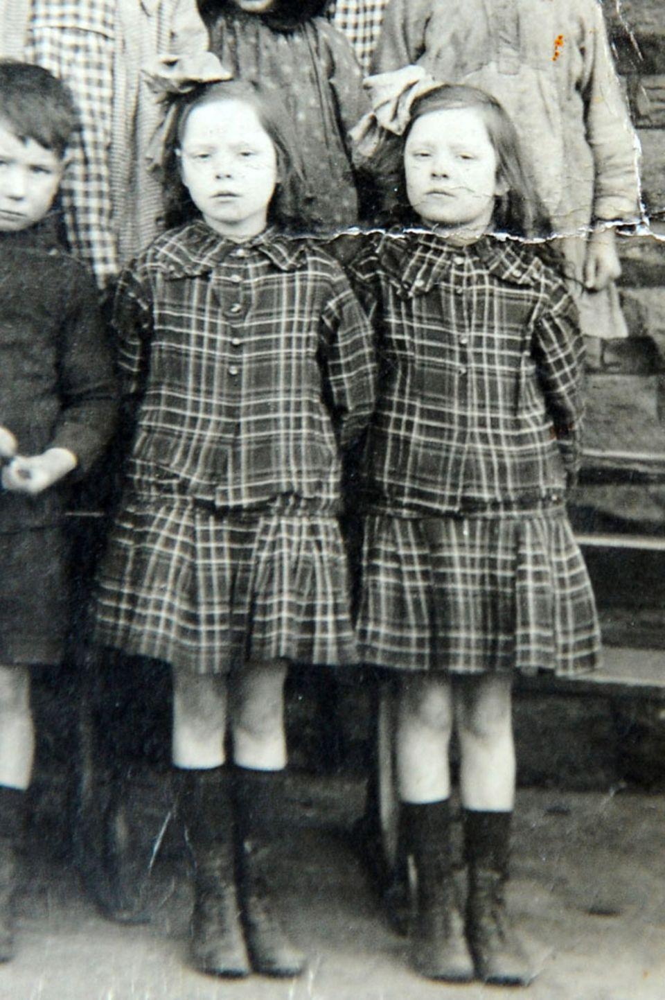 Die ältesten Zwillinge der Welt - seit 103 Jahren unzertrennlich!