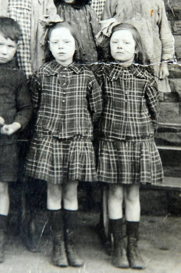 Geschwisterliebe: Die ältesten Zwillinge der Welt - seit 103 Jahren unzertrennlich!