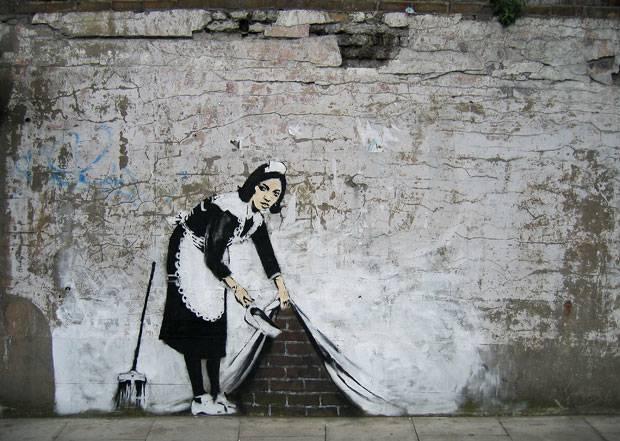 Städtereisen: Na, heute schon einen echten Banksy entdeckt?