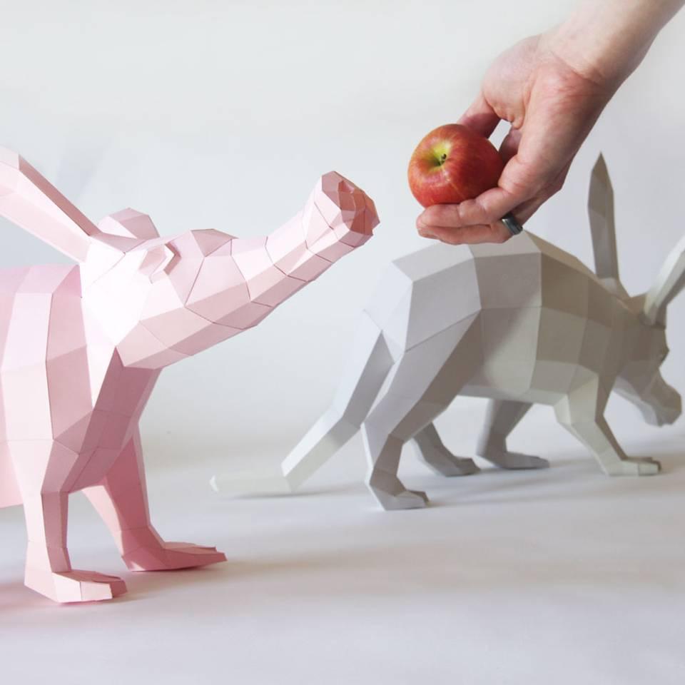 Schön (und) stubenrein: Wir basteln uns unser Haustier selbst