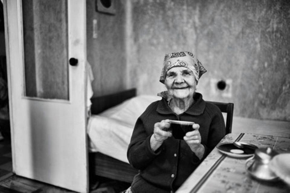 Wovon träumt man, wenn man 100 Jahre alt ist?