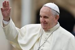 """Der Papst findet es nicht falsch, Kinder """"ein bisschen"""" zu schlagen"""