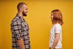 Wer sich 4 Minuten in die Augen schaut, hat danach eine andere Beziehung